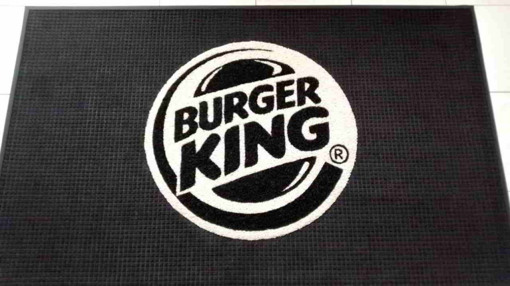 Tapete Atrapahumedad - Cliente Burger King